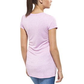 YORK Anne t-shirt Dames roze